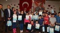 Başkan Gül Öğrencileri sevindirdi