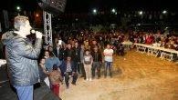 Başkan Turgay Genç heryerde