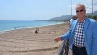 Beldibi Atatürk Parkı Halk Plajı Sezona Hazır
