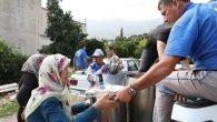 Büyükşehir afet bölgesinde