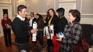 CHP'li kadınlar Başkan Genç'i ziyaret etti