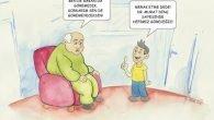 Dinç'ten karikatürlü kampanya