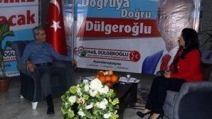 Dülgeroğlu, sosyal medyadan projelerini açıkladı