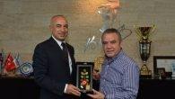 Expo 2016 Antalya'dan Başkan Böcek'e teşekkür
