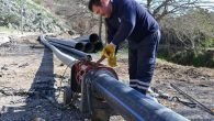 Finike'nin 50 yıllık içme suyu hatları yenileniyor