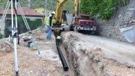 Güçlüköy ve Bademli'ye kanalizasyon geliyor