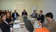Japon Heyeti Akdeniz Üniversitesi'nde