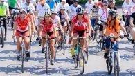Kadınlar sağlık için pedal çevirecek
