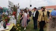 Kardeş şehir festivalinde Alanya rüzgarı