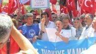 """""""Kefen giyenler nerdesiniz; Türkmenler katlediliyor"""""""