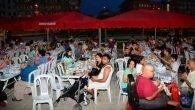 Manavgat Halkı Belediye'nin İftar Çadırında Buluştu