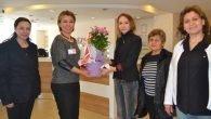 MHP'li Kadınlardan Bayram Kutlaması