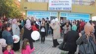 MHP'Lİ KADINLARDAN ÇAY PARTİSİ