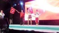 Muay Thai Sporcuları Demokrasi Nöbetinde