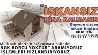 Muratpaşa Belediyesi'nden Çağrı