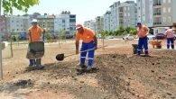 Muratpaşa'da 17 Park Yapılıyor
