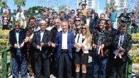 Muratpaşa'da 50 parka toplu açılış