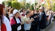 Muratpaşa emekliler için temel attı