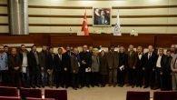 Optikçiler ATSO'da toplandı