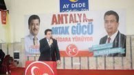 """""""SAHİL ÜZERİNDEN OY DEVŞİRİYORLAR"""""""