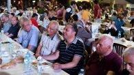 Sedir'de Huzurevi Sakinleriyle İftar