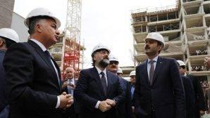 'Sur Yapı Antalya örnek bir şehircilik projesi'