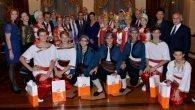 Türker,Rus öğrencileri ağırladı