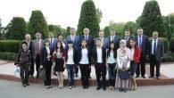 Üniversitenin Kırgız Konukları