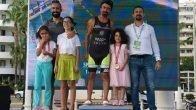 Triatlonda Şevik'ten Altın Madalya