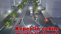 Kepez'in çekim merkezi olacak