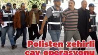 Polisten zehirli çay operasyonu