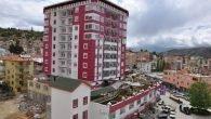 32 daire inşaatı tamamlandı
