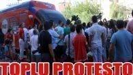 Toplu protesto