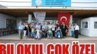 Antalya'ya çok özel okul