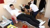 ASMEK'te kan bağışı