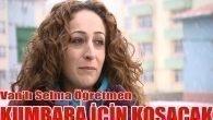 """Vanlı öğretmen Selma Karakoç """"Türkiye Kumbarası"""" için koşuyor"""