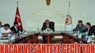 Vali Dr. Ahmet Tur Operatörleri İle Toplantı Yaptı
