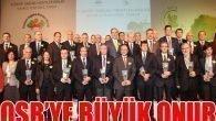 Antalya OSB'ye Büyük Onur