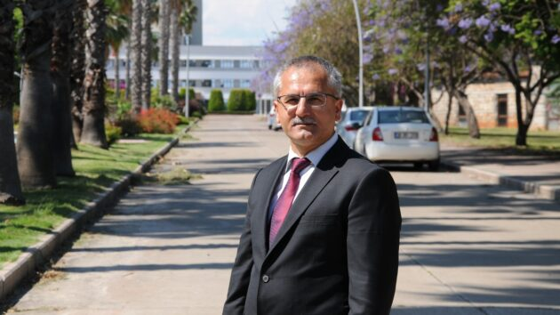 Üniversiteye Antalyalı Aday