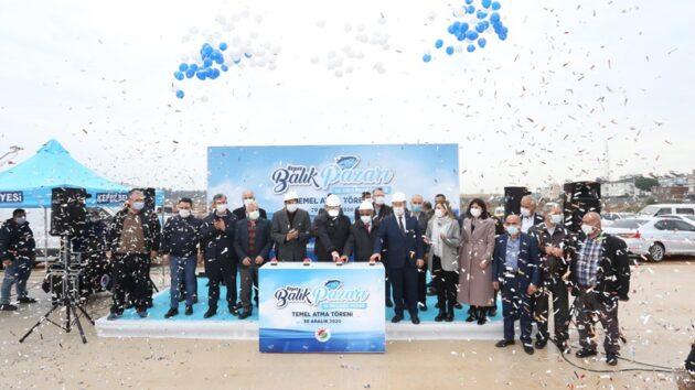 Antalya'ya yeni yıl hediyesi