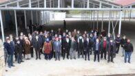 Küçükköy'de Kapalı Pazar Yeri Hizmete Açıldı