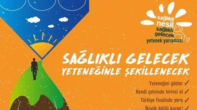 """""""SAĞLIKLI NESİL SAĞLIKLI GELECEK"""" YARIŞMASI"""