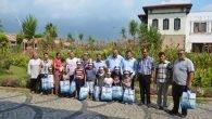 Başkan Gül, Sünnet Çocuklarını Sevindirdi