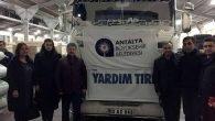 Büyükşehir'den terör mağdurlarına yardım