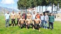 Döşemealtı pehlivanları Kırkpınar'a hazır