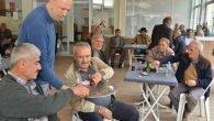 Doyran Kahvehanesi hizmete açıldı