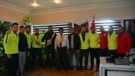 Güreşçilerden Başkan Gül'e teşekkür