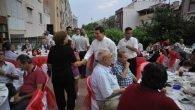 Komşuluk Kepez'de gelişiyor