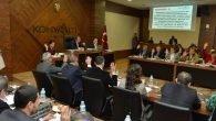 Konyaaltı Belediyesi yılın ilk meclis toplantısını yaptı