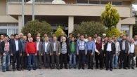 MATSO üyeleri Konya'da fuarlara katıldı